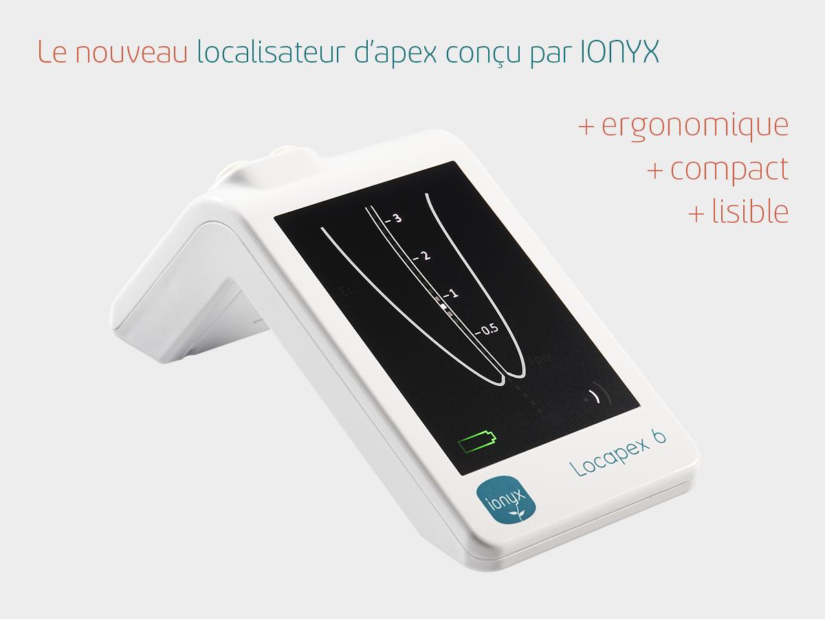 IONYX LOCAPEX 6 NOUVEAU LOCALISATEUR D'APEX